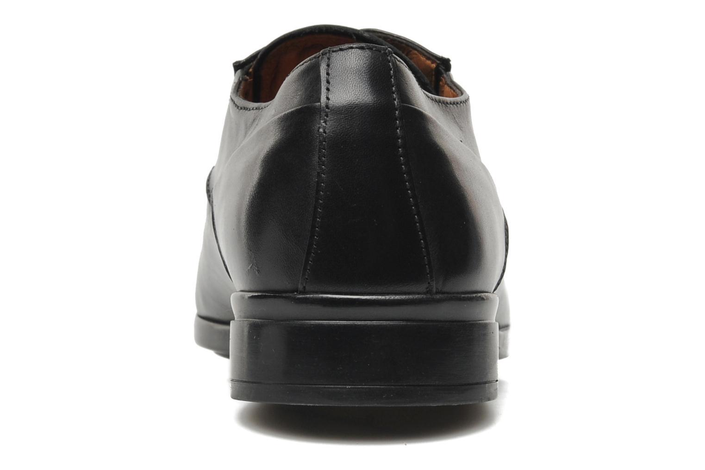 Chaussures à lacets Marvin&Co Thework Noir vue droite