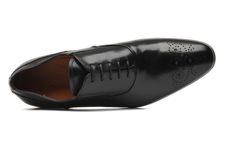 Chaussures à lacets Marvin&Co Thework Noir vue gauche