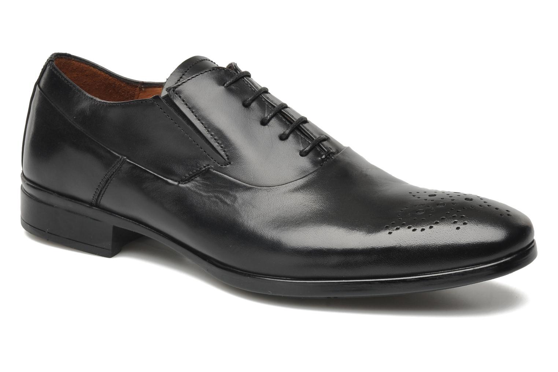 Chaussures à lacets Marvin&Co Thework Noir vue détail/paire