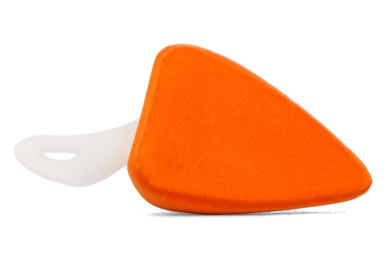 Foam shoe tree Orange bout super pointu