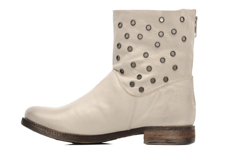 Stiefeletten & Boots Khrio Bala beige ansicht von vorne