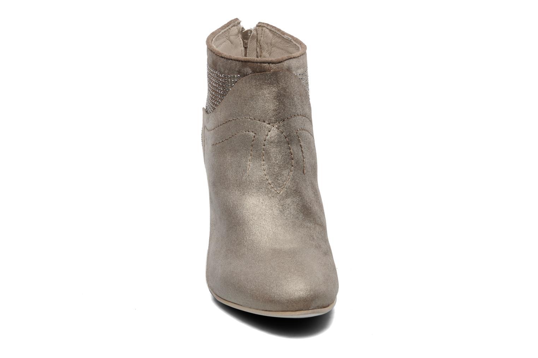 Boots en enkellaarsjes Khrio Carli Goud en brons model