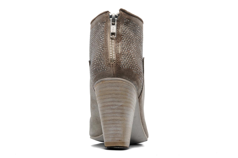 Boots en enkellaarsjes Khrio Carli Goud en brons rechts