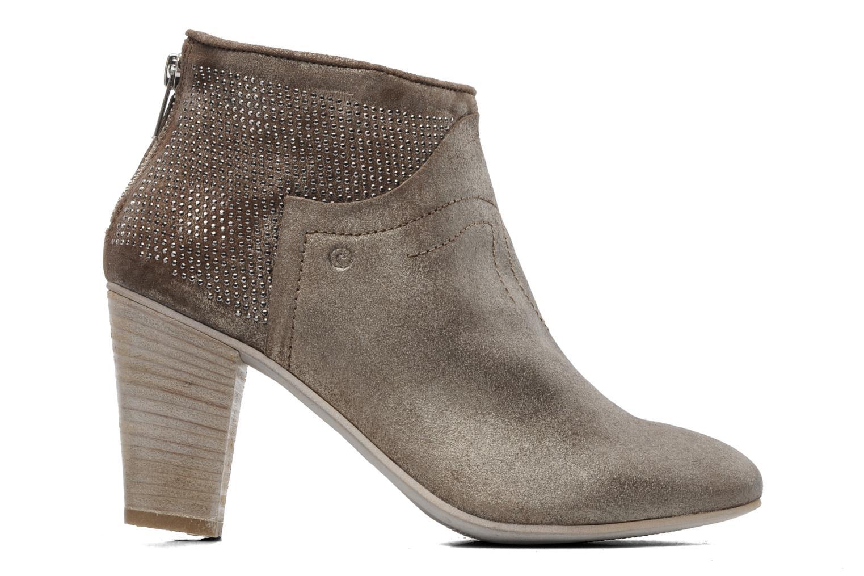 Boots en enkellaarsjes Khrio Carli Goud en brons achterkant