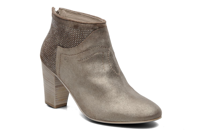 Boots en enkellaarsjes Khrio Carli Goud en brons detail