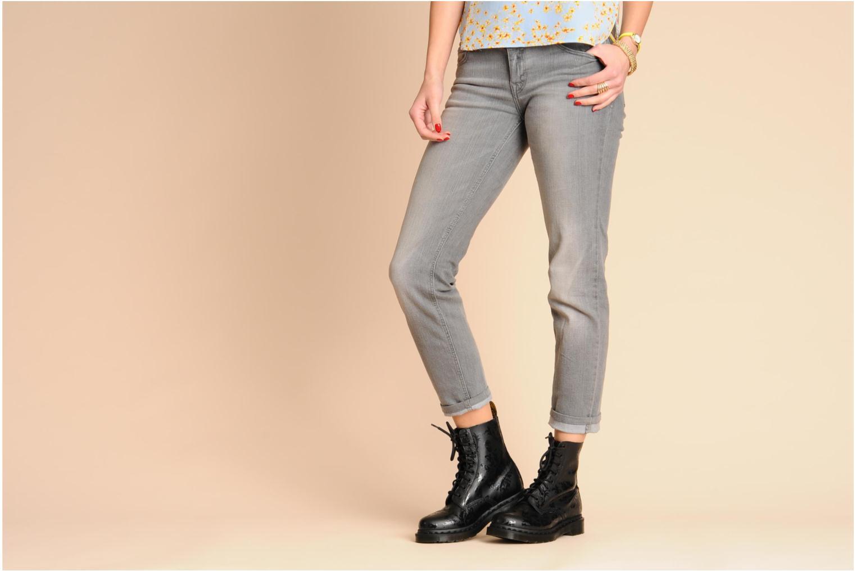 Bottines et boots Dr. Martens Cassidy Noir vue bas / vue portée sac