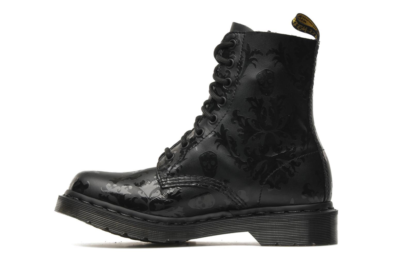Bottines et boots Dr. Martens Cassidy Noir vue face