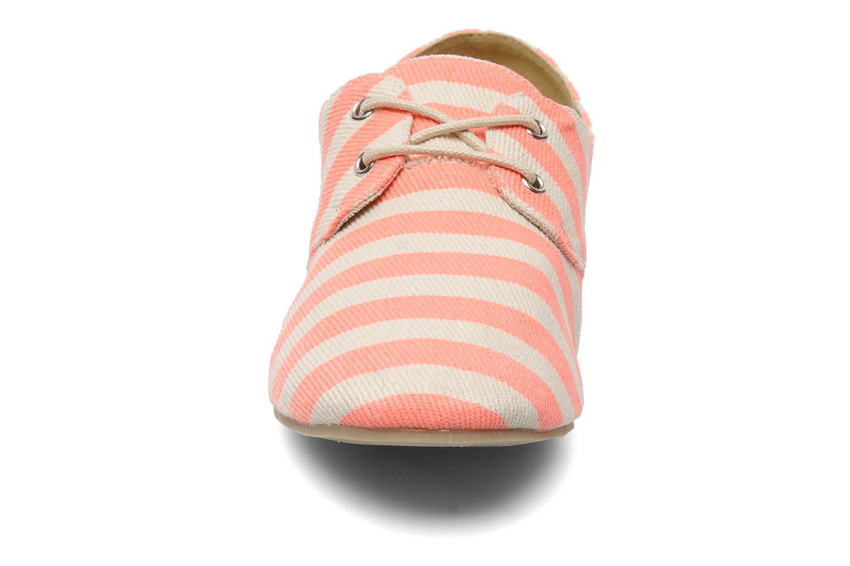 Chaussures à lacets Coolway Caribean Orange vue portées chaussures