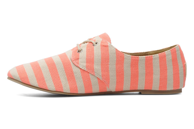 Chaussures à lacets Coolway Caribean Orange vue face