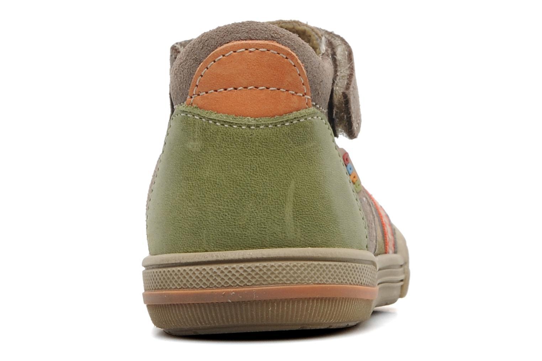 Sandales et nu-pieds Bopy BOMBER Marron vue droite