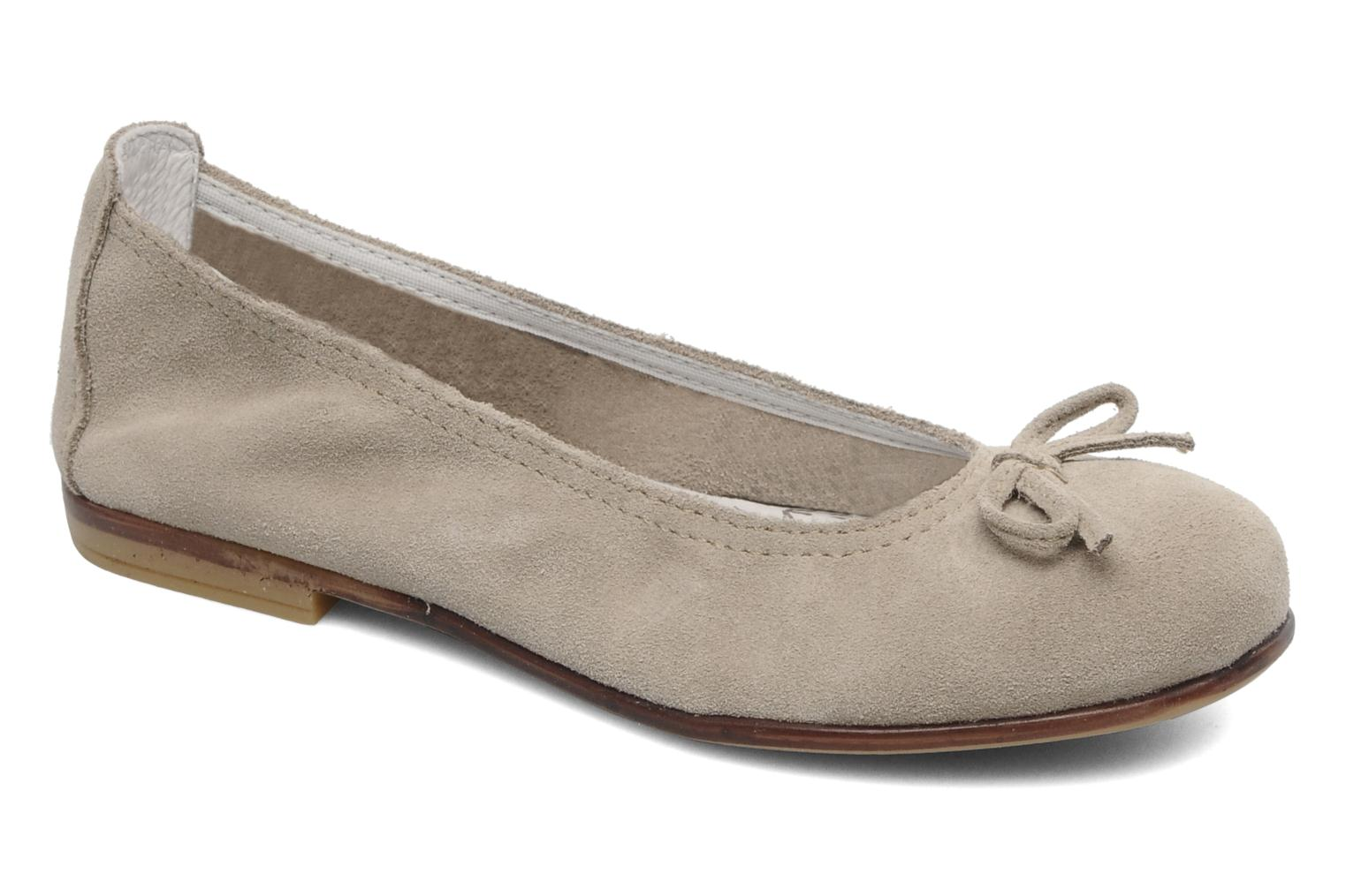 Ballet pumps Bopy SACOUR Beige detailed view/ Pair view