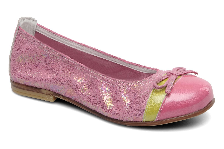 Ballerinas Bopy SAPLANE rosa detaillierte ansicht/modell
