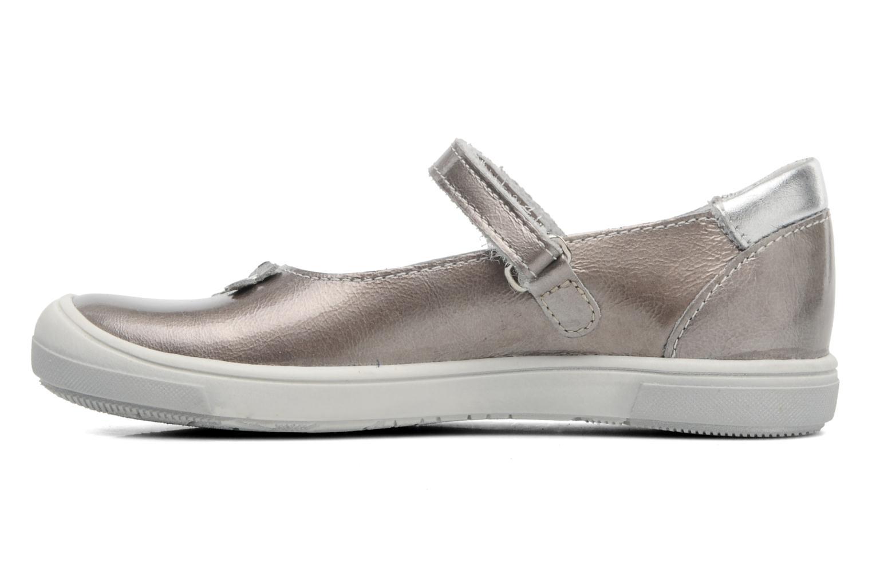 Sandalen Bopy SHELBY Zilver voorkant