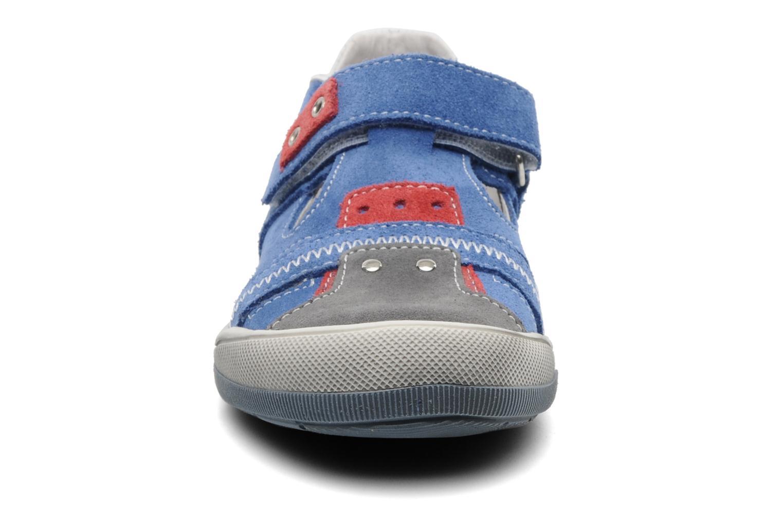 Baskets Bopy VARNY Bleu vue portées chaussures