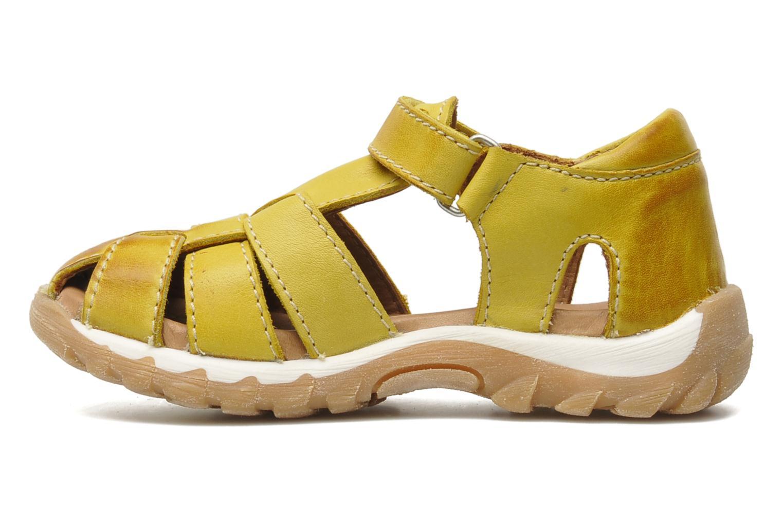 Sandalen Bisgaard Pale Geel voorkant