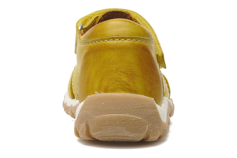 Sandalen Bisgaard Pale Geel rechts