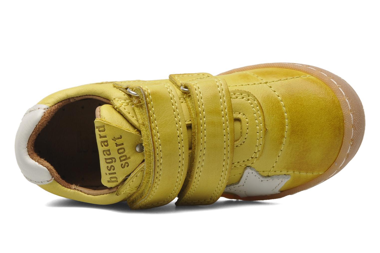 Sneakers Bisgaard Papoi Geel links
