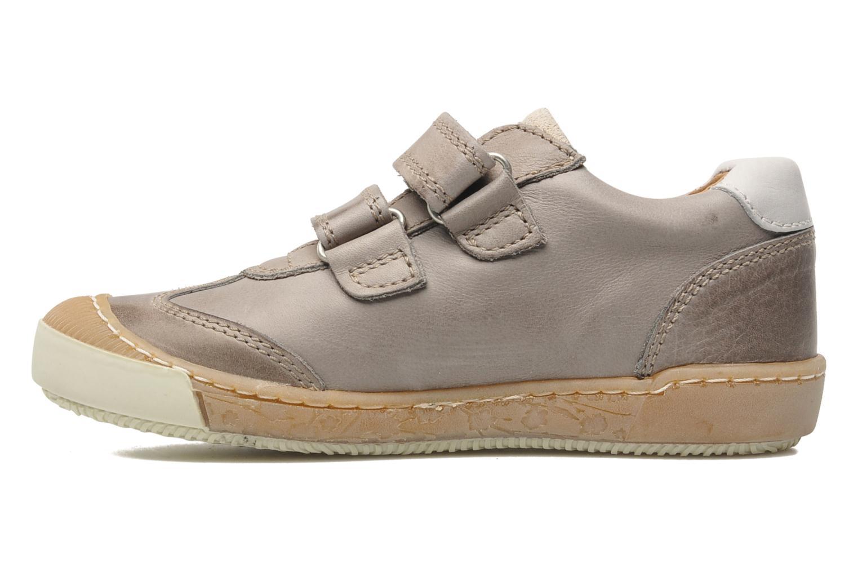 Sneakers Bisgaard Dan Beige voorkant