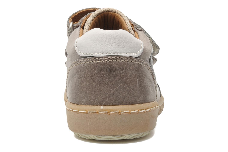 Sneakers Bisgaard Dan Beige rechts