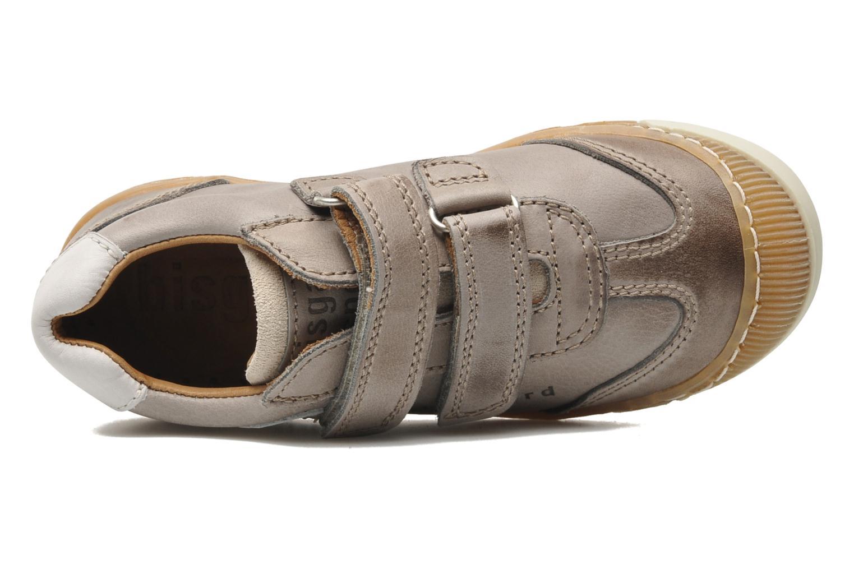 Sneaker Bisgaard Dan beige ansicht von links