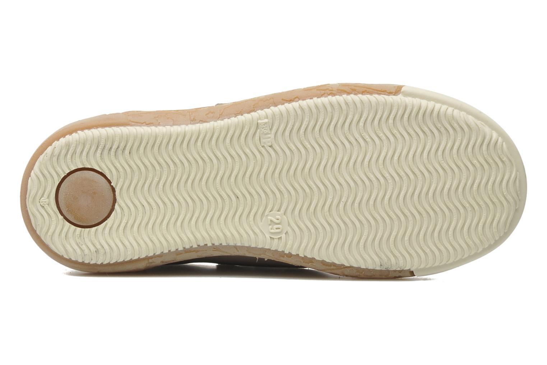 Sneakers Bisgaard Dan Beige boven