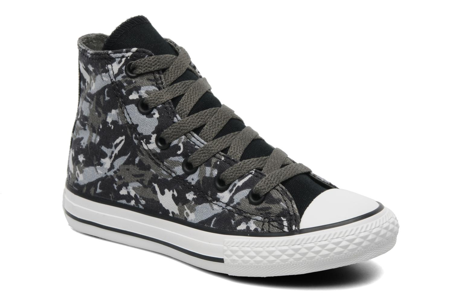 Trainers Converse Chuck Taylor All Star Camo Hi K Grey detailed view/ Pair  view