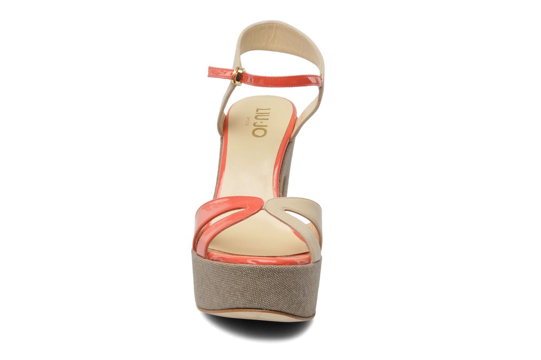Sandalen Liu Jo Olimpia Monoblocco Roze model