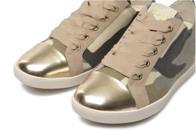 Sneakers Liu Jo Dafne Bassa Beige 3/4'