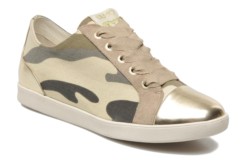 Sneakers Liu Jo Dafne Bassa Beige detail