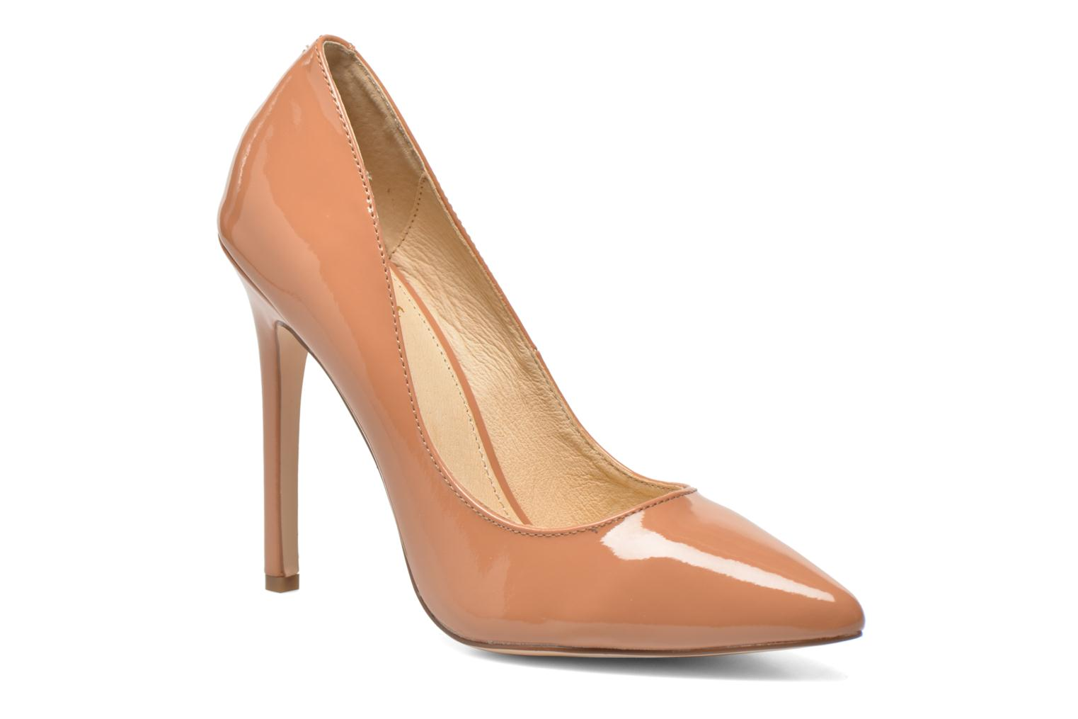 Marques Chaussure femme La Strada femme Janie Patent nude