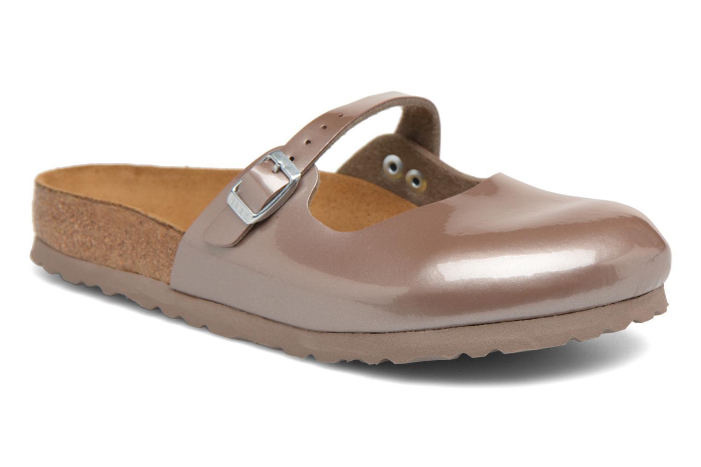 Grandes descuentos últimos zapatos Birkenstock Maria Flor W (Beige) - Zuecos Descuento