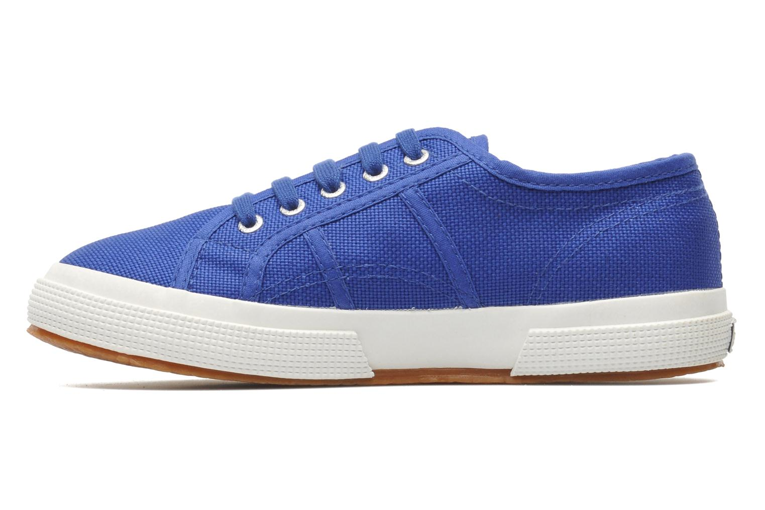 Baskets Superga 2750 J Cotu Classic Bleu vue face