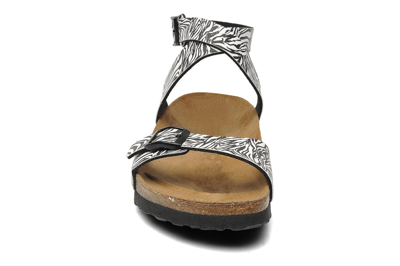 Sandalen Papillio Isis Flor W mehrfarbig schuhe getragen