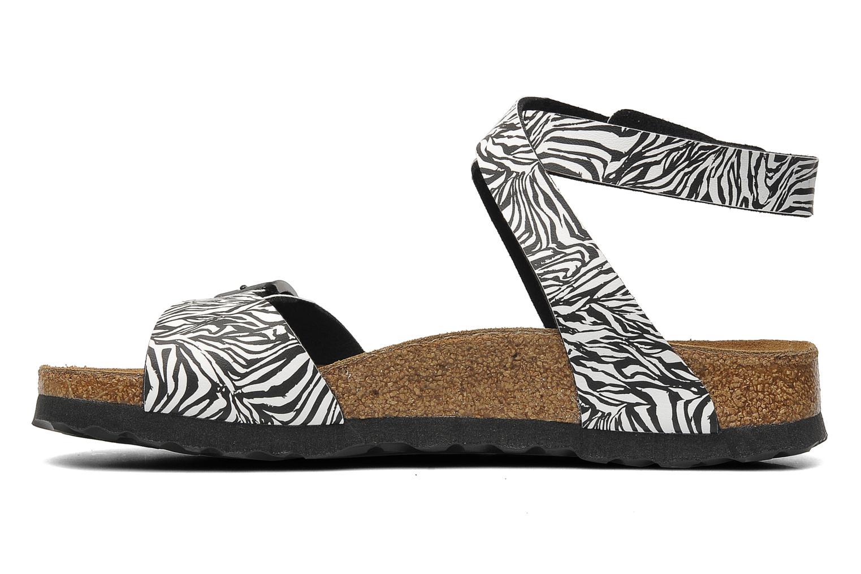 Sandales et nu-pieds Papillio Isis Flor W Multicolore vue face
