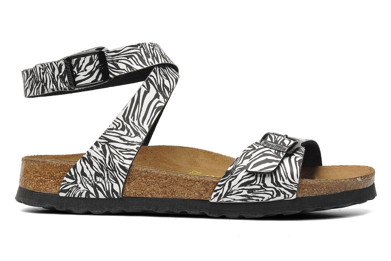 Sandales et nu-pieds Papillio Isis Flor W Multicolore vue derrière