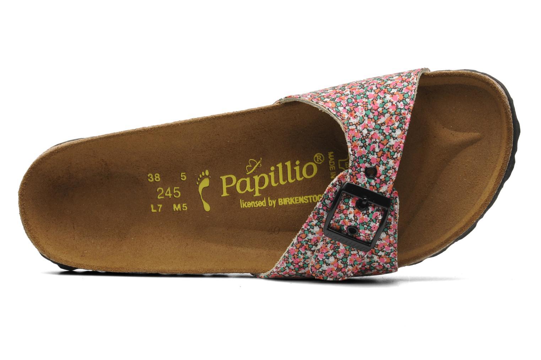Clogs & Pantoletten Papillio Madrid Textile W mehrfarbig ansicht von links