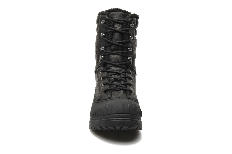 Bottines et boots Aigle Harward Noir vue portées chaussures