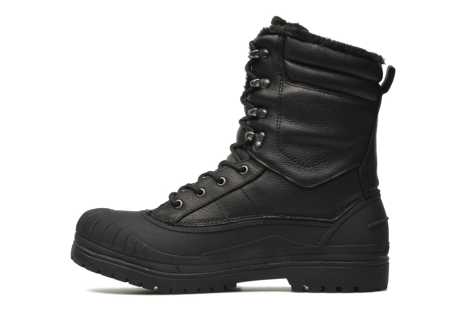 Ankle boots Aigle Harward Black front view
