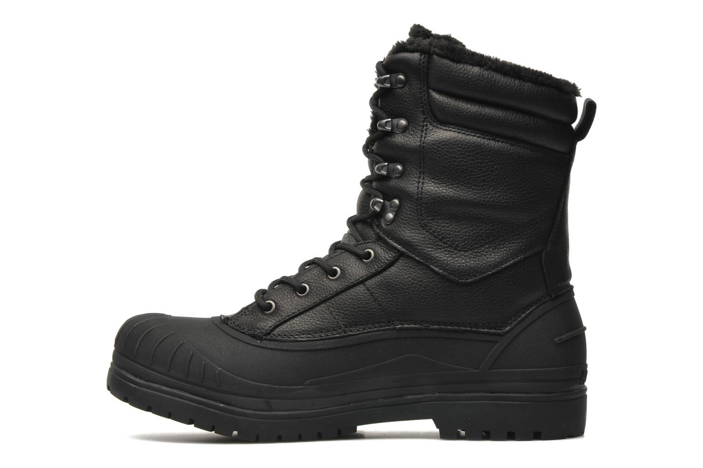 Bottines et boots Aigle Harward Noir vue face