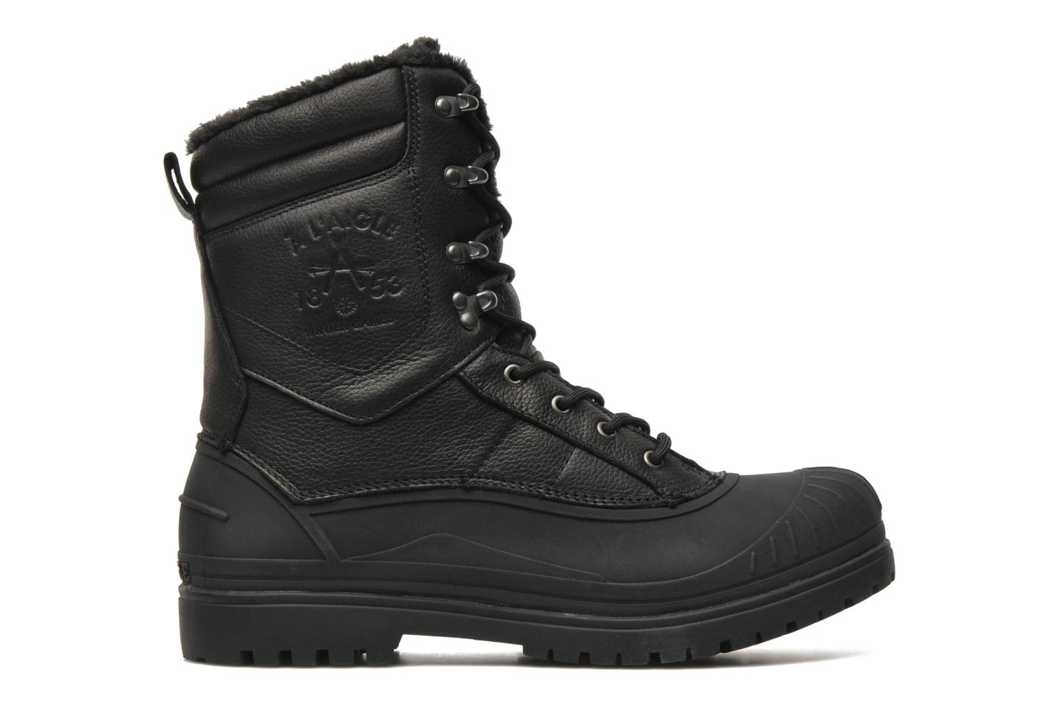 Ankle boots Aigle Harward Black back view