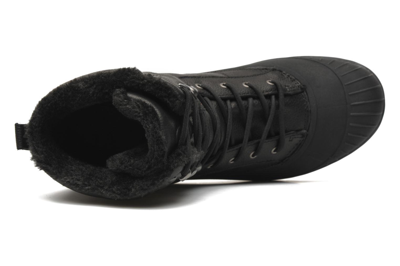 Bottines et boots Aigle Harward Noir vue gauche