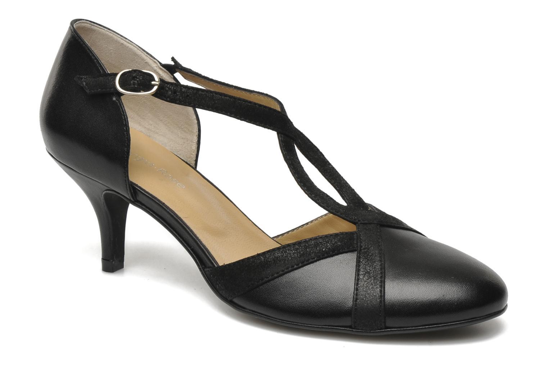 Pumps Georgia Rose Titine schwarz detaillierte ansicht/modell