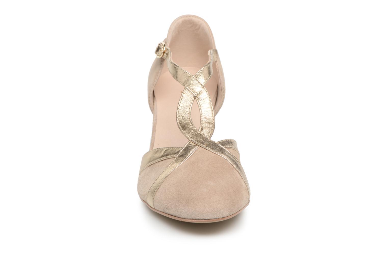 Escarpins Georgia Rose Titine Beige vue portées chaussures