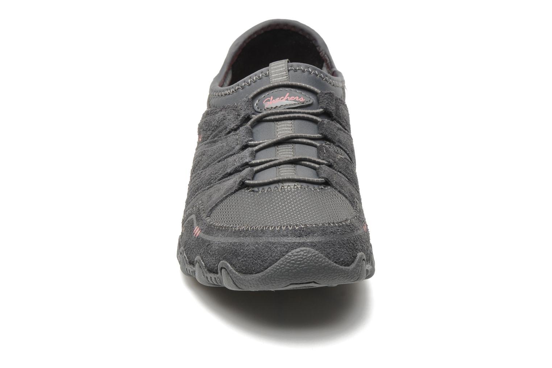 Baskets Skechers Sole Charmer 22403 Gris vue portées chaussures