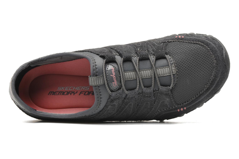 Sneaker Skechers Sole Charmer 22403 grau ansicht von links