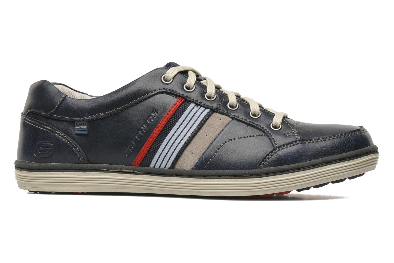 Sneakers Skechers Sorino Duarte 64060 Azzurro immagine posteriore