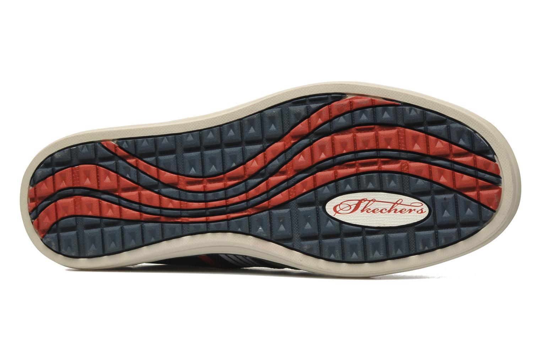 Sneakers Skechers Sorino Duarte 64060 Azzurro immagine dall'alto
