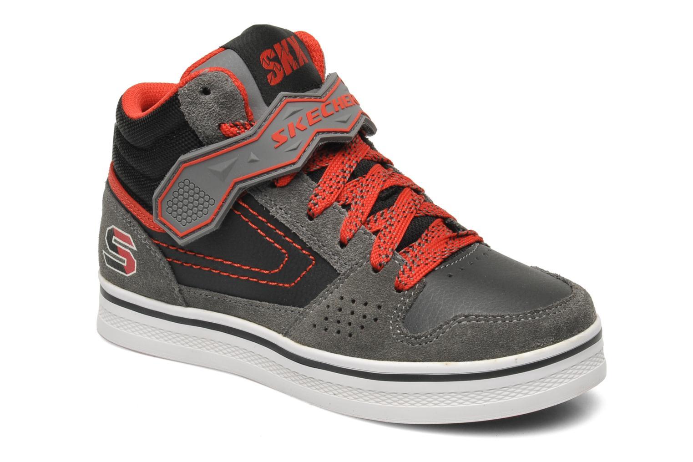 Sneaker Skechers Kelp Assemble grau detaillierte ansicht/modell