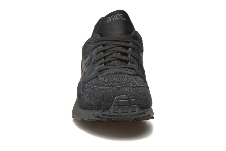 Sneaker Asics Gel-Lyte V schwarz schuhe getragen