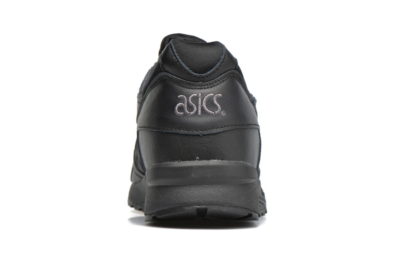 Deportivas Asics Gel-Lyte V Negro vista lateral derecha